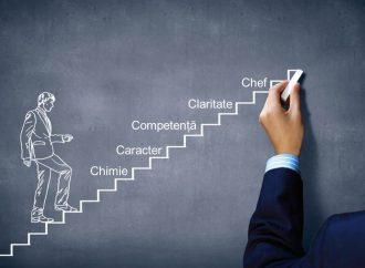 Scara celor 5C sau Cum să ai parteneriate de succes în business by Călin Iepure