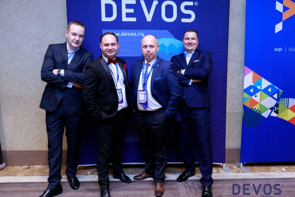 Călin Iepure - facilitator momente networking DEVOS