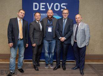 DEVOS 3 - keynote speaker Adrian Cioroianu