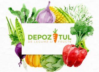 Depozitul de legume & fructe contribuie în mod activ la sănătatea comunității ieșene