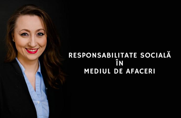 Responsabilitate socială în mediul de afaceri