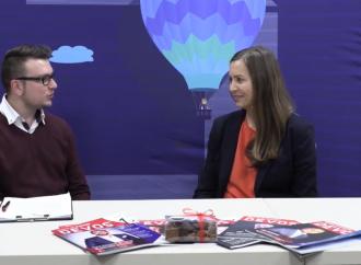 Interviu VIDEO cu Benedicta DROBOTĂ, artist ciocolatier, fondatoarea Leomi Chocolate