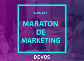 Ce am învățat în urma participării la maratonul de marketing cu peste 30 de experți din domeniu. Partea I