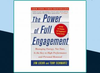 Performanța, sănătatea și fericirea se bazează pe gestionarea energiei