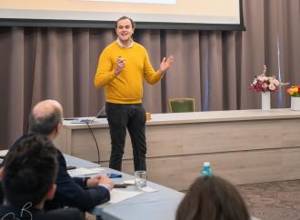 Cum să fii mai productiv? Întâlnirea nr 7 a bizz.club Iași