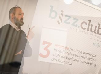 Cum se poate învăța creativitatea? Întâlnirea nr. 6 a bizz.club Iași
