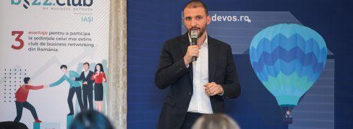 "Ștefan MANDACHI: ""Deleagă, dar nu abandona"" – DEVOS After 6 vol V"