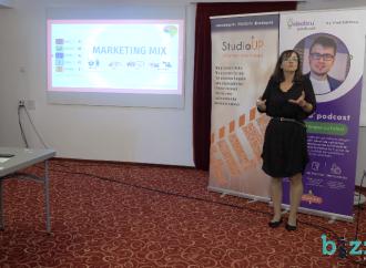 VIDEO | Cum să faci prezentări de IMPACT. Moment de educație Alexandra Butnaru